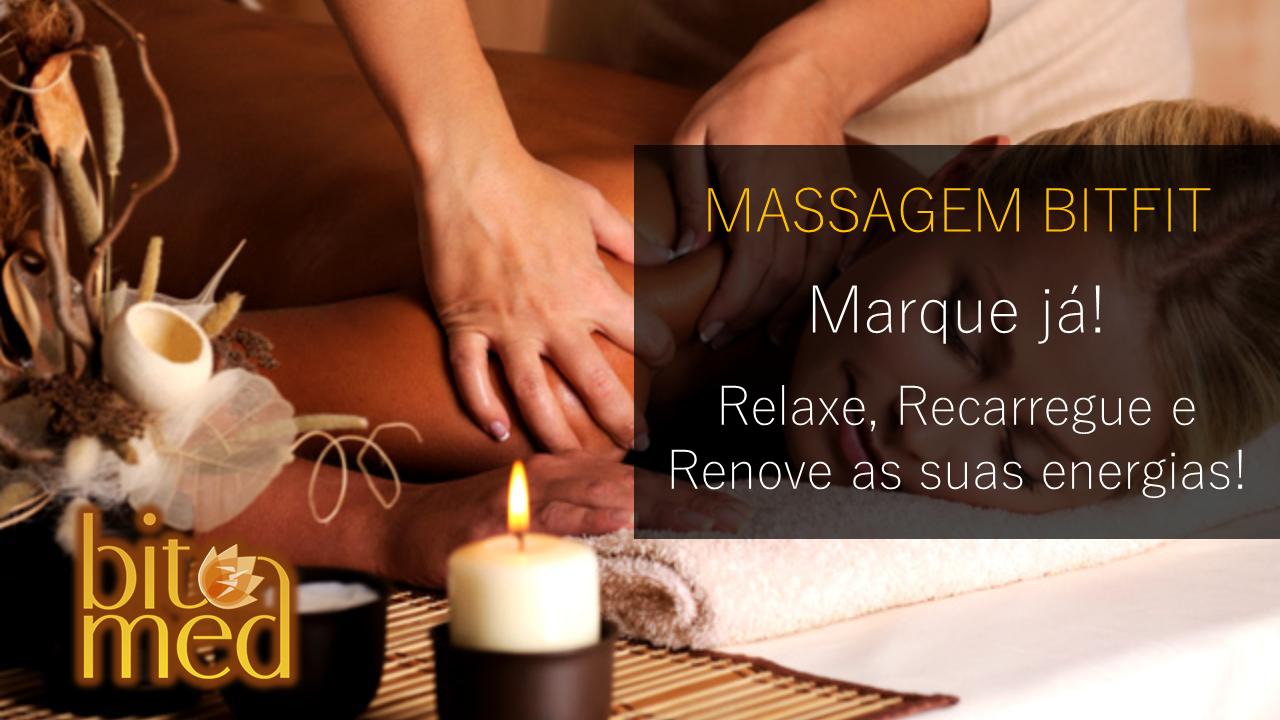 Massagem Terapêutica e de Relaxamento